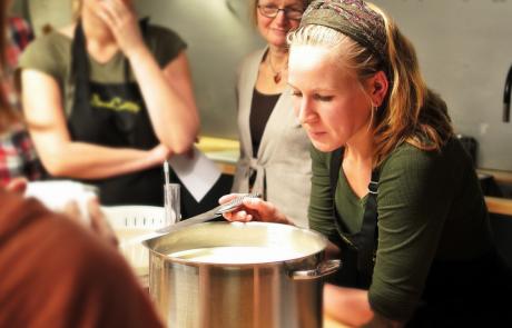workshop cucina